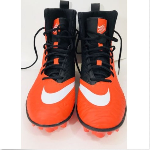 f2755b554d2a Nike Force Savage Varsity High Top Football Cleat